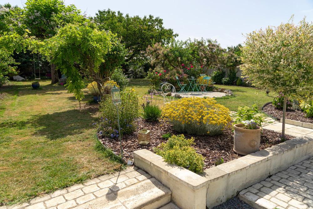 Jardin - Villa des Trois Grâces